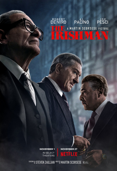 Ирландец / The Irishman (2019) WEB-DL 1080p | D, P, A