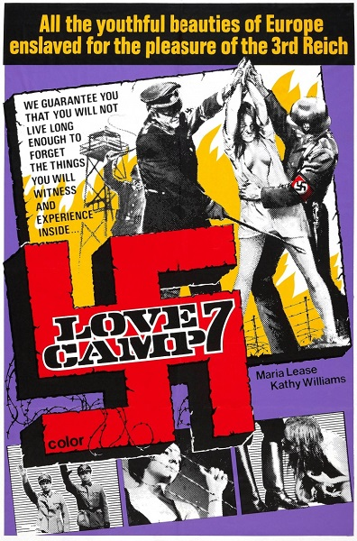 Лагерь любви 7 / Love Camp 7 (1969) HDRip l Rus