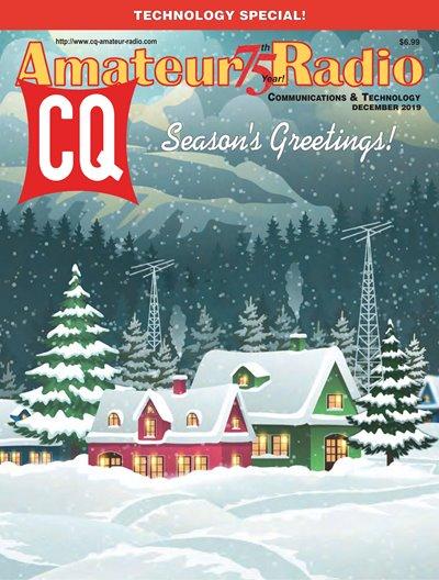 CQ Amateur Radio №12 (December 2019)