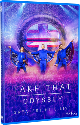 Take That - Odyssey Greatest Hits Live (2019, Blu-ray)