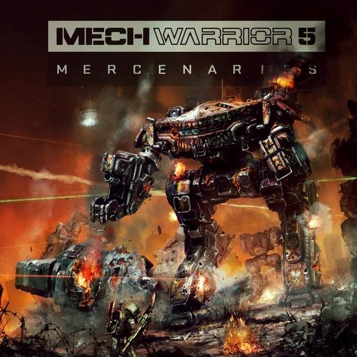 MechWarrior 5: Mercenaries [v 1.0.193] (2019) PC   Repack