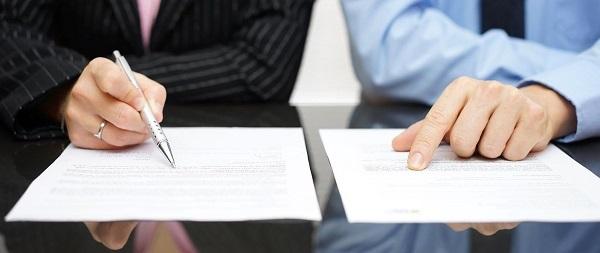 Регистрация договора купли продажи участка