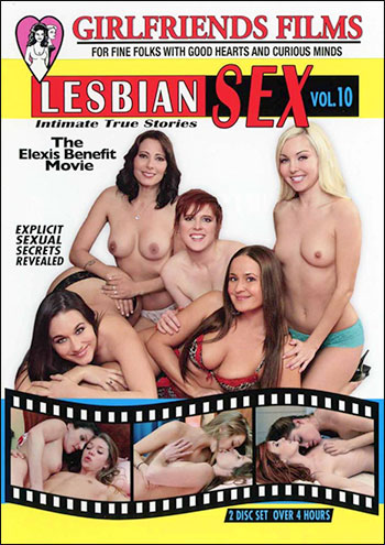 Лесбийский секс 10 / Lesbian Sex 10 / The Elexis Benefit Movie (2013) WEB-DL |