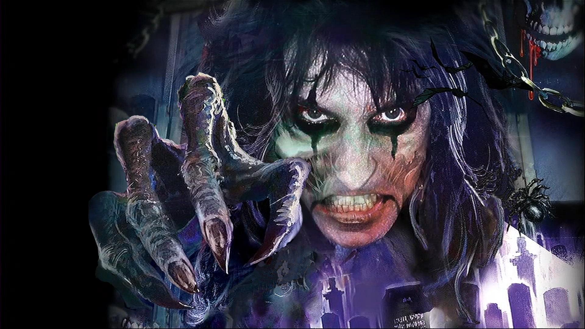 Blu-Ray - Alice Cooper's Halloween Night of Fear 3D Blu-Ray / [2011, Rock,Blu-Ray]
