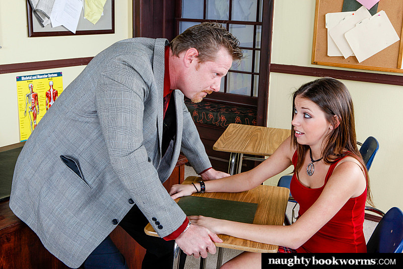[NaughtyBookworms.com / NaughtyAmerica.com] Missy Stone - Missy Stone takes in the ass (25759 / 24.12.2019) [Anal, Teen, Remastered, All Sex]