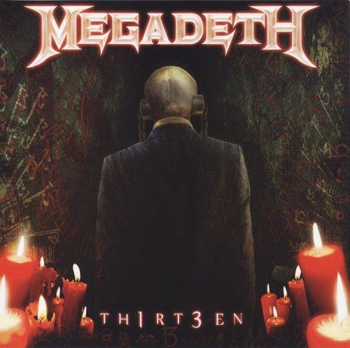 Megadeth - Th1rt3en (2011) Reissue, Remastered, 2019, BMG Echo [FLAC Lossless image + .cue] &ltThrash Metal, Heavy Metal>