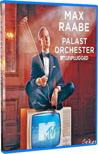 Max Raabe - MTV Unplugged (2019, Blu-ray)