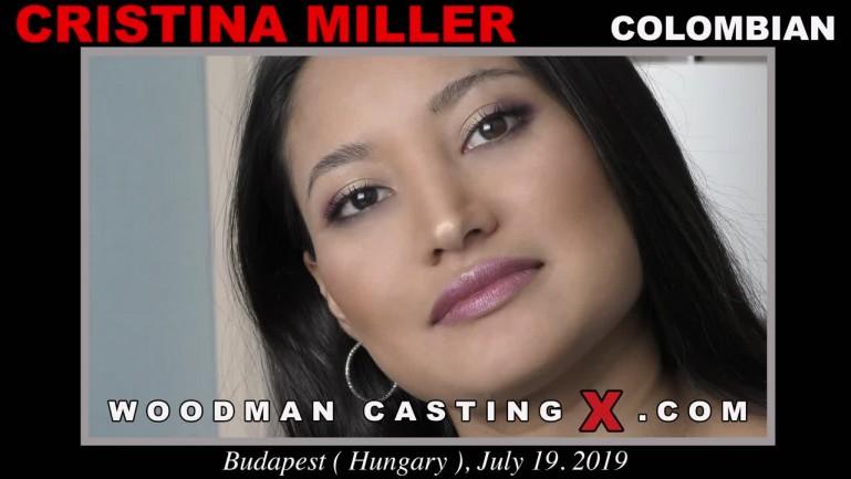 Cristina Miller - Woodman Casting X 212 (2020) SiteRip |