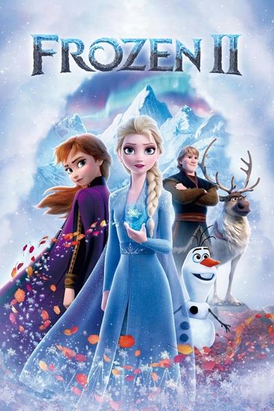 Холодное сердце 2 / Frozen II (2019) DVDScr | Sub