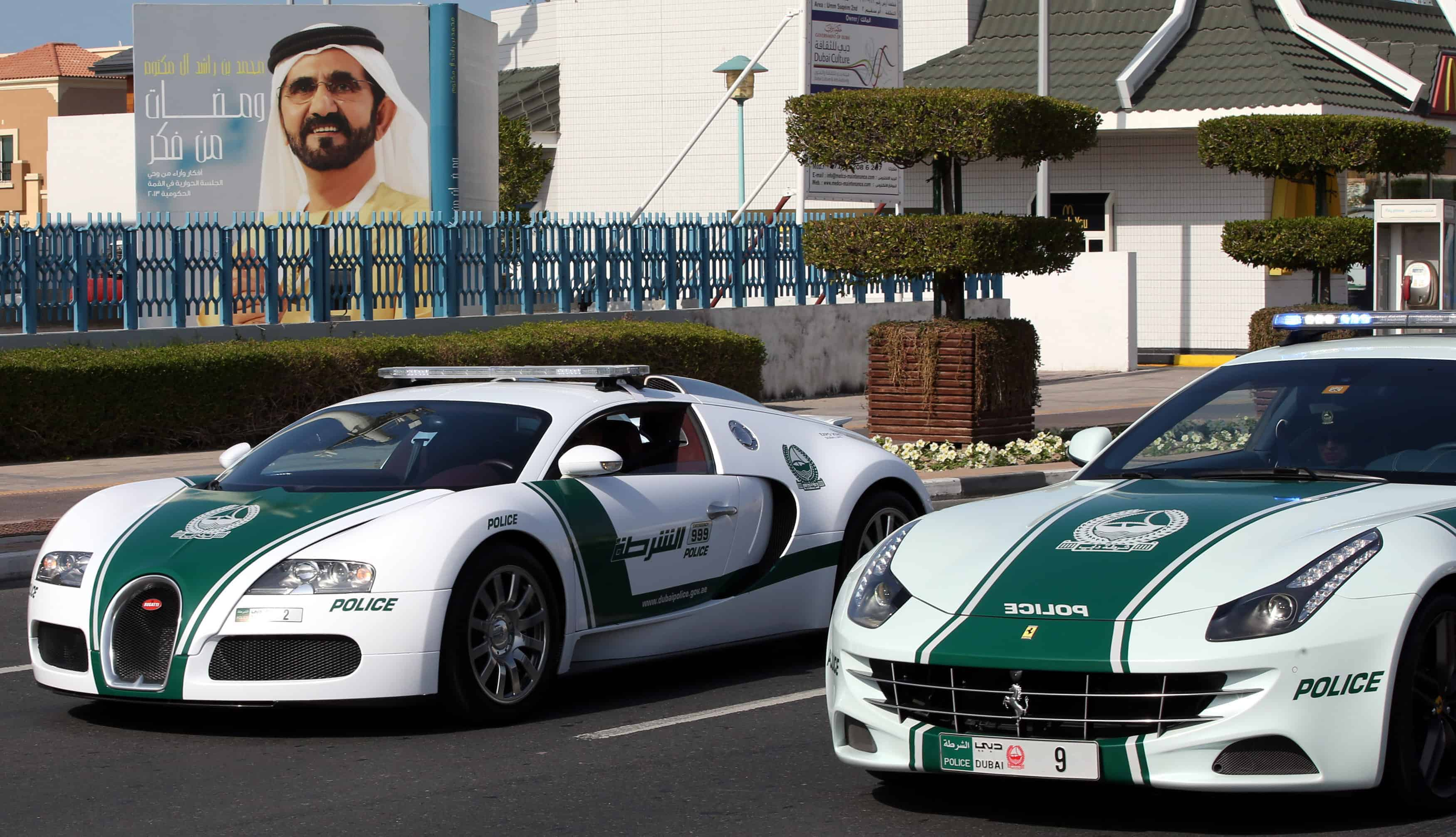 Какие действуют дорожные штрафы в ОАЭ и Саудовской Аравии