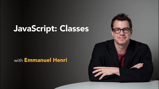 Lynda.com | JavaScript: Классы / JavaScript: Classes (2018) PCRec [H.264 / 720p-LQ] [EN]