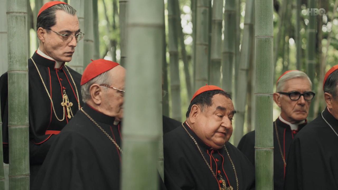 Изображение для Новый Папа / The New Pope, Сезон 1, Серии 1-9 из 9 (2020) HDTVRip 720p (кликните для просмотра полного изображения)