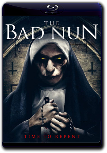 Плохая монахиня / The Watcher / The Bad Nun (2018) BDRip 1080p | Line