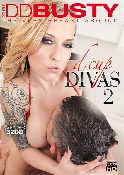 Дивы с большим размером 2  |  D Cup Divas 2 (2020) WEB-DL