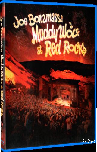 Joe Bonamassa - Muddy Wolf at Red Rocks (2014, Blu-ray)