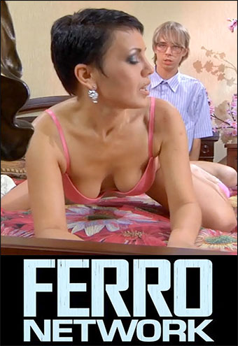 Nimfa aka Viola - Трахнут мачехой за то что подглядывал / Stepmom Fucking For Spying (2011) WEB-DLRip 720p |