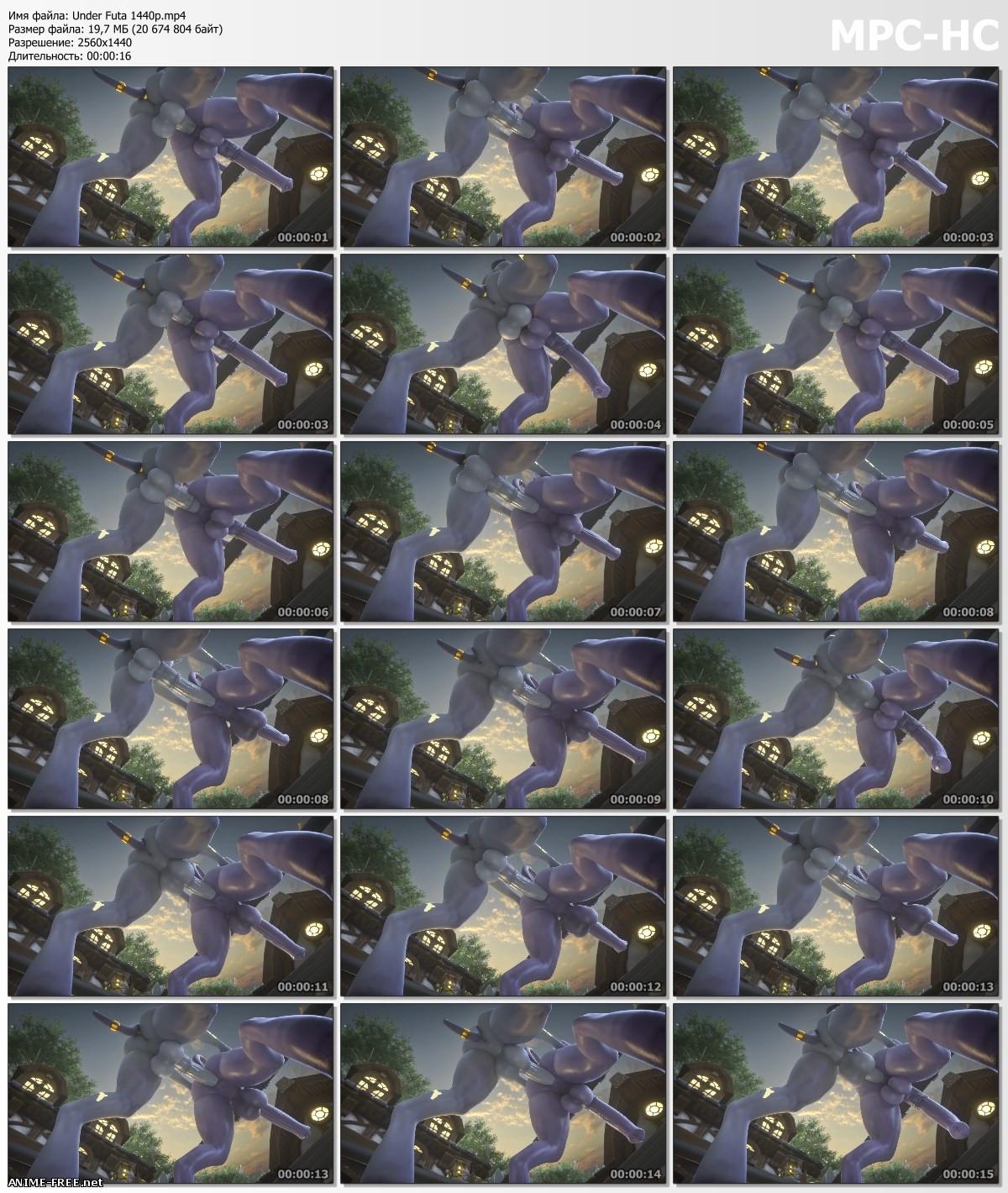 Tektah (Collection) [2019-2020] [Uncen] [HD-1080p / 4K] [ENG] 3D-Hentai