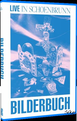 Bilderbuch - Live in Schoenbrunn (2020, Blu-ray)