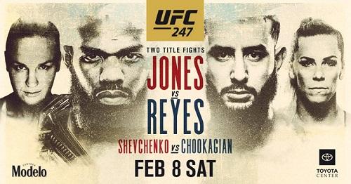 UFC 247 PPV 720p HDTV x264-VERUM