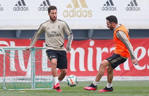 """Marca: Азар может сыграть около 30 минут в игре против """"Сельты"""""""