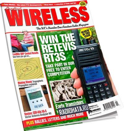Practical Wireless – November 2018