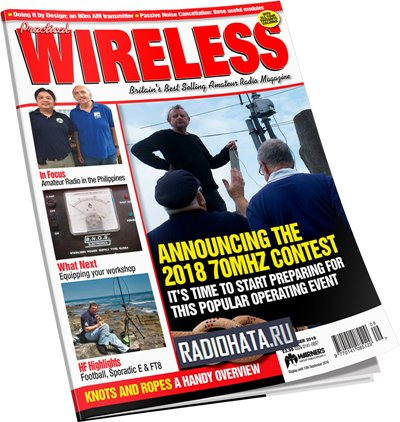 Practical Wireless – September 2018