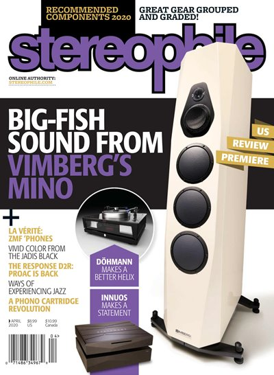 Stereophile No.4 2020