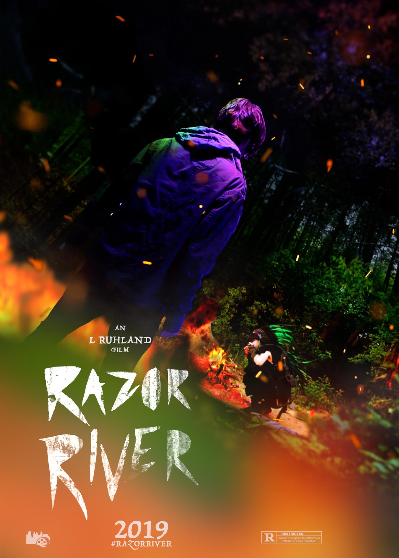 Остриё реки (2019)