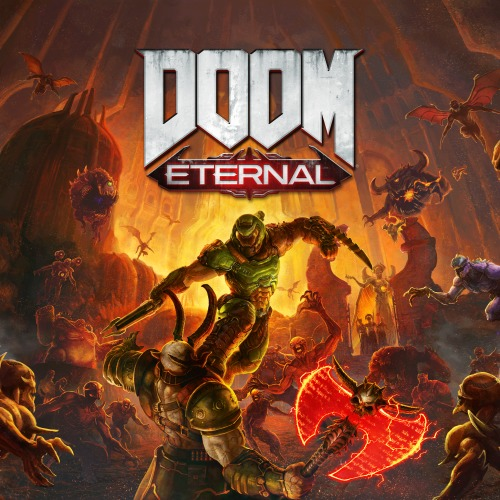 DOOM Eternal - Deluxe Edition (2020/RUS/ENG/MULTi13/Full/RePack by xatab)