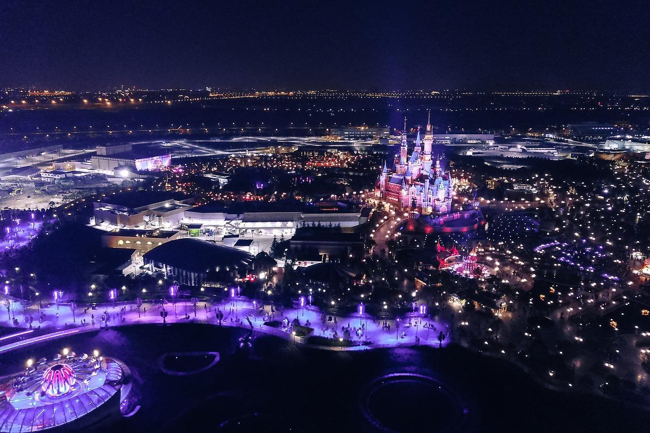 Парижский Disneyland Park