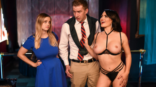 Krissy Lynn - One Sneaky Stripper (2020) SiteRip