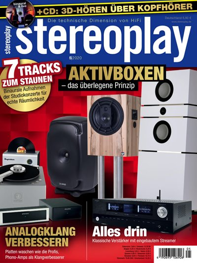 Stereoplay - Mai 2020