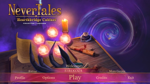 Nevertales 9: Hearthbridge Cabinet Collectors Edition-Final