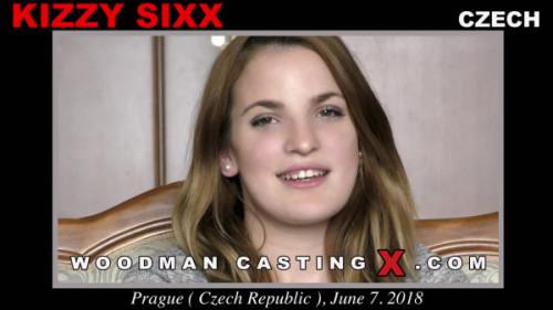 Kizzy Sixx - Woodman Casting X 201 (2020) SiteRip