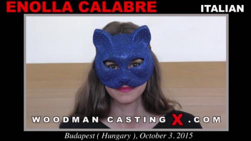 Enolla Calabre - Woodman Casting X 151 (2020) SiteRip |