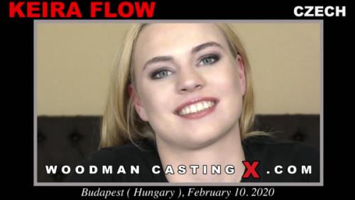 Keira Flow - Woodman Casting (2020) SiteRip |
