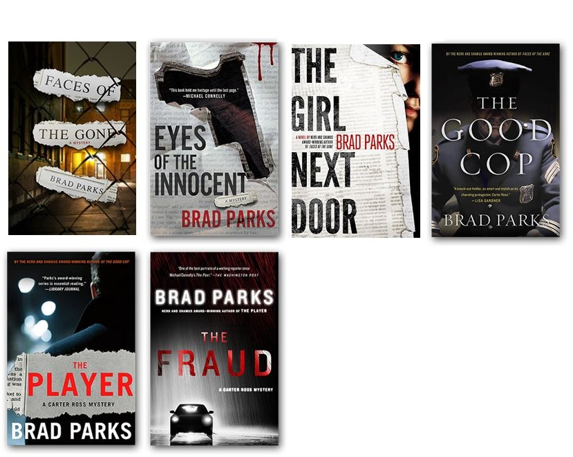 The Carter Ross Mystery Series - Brad Parks