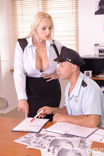 Angel Wicky - Busty Blonde Ass Fucked In the Office (2020) SiteRip