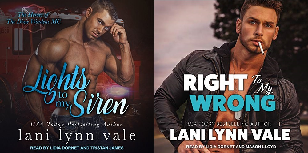 The Heroes of Dixie Wardens MC Series Book 1-8 - Lani Lynn Vale