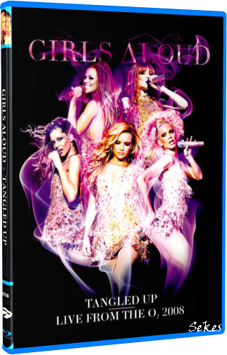 Girls Aloud - Tangled Up Tour Live from the O2 (2008, Blu-ray)