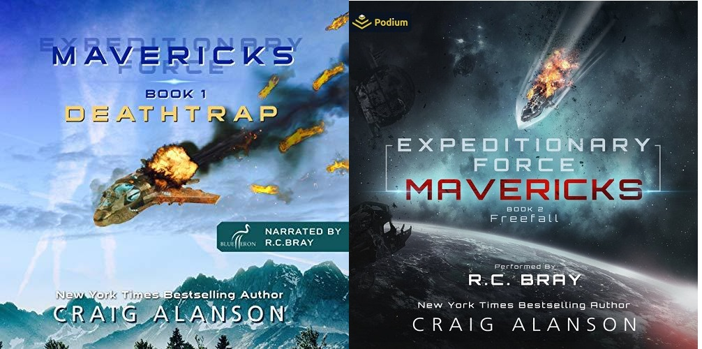 Expeditionary Force Mavericks Series Book 1-2 - Craig Alanson