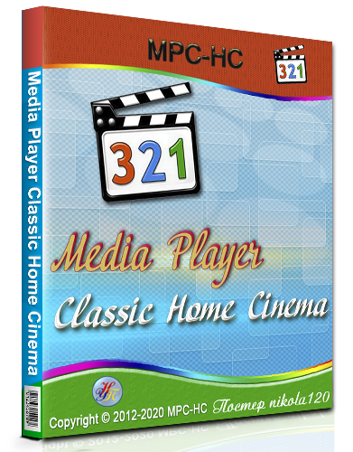 Media Player Classic Home Cinema 1.9.4 RePack (& portable) by elchupacabra [2020,Multi/Ru]