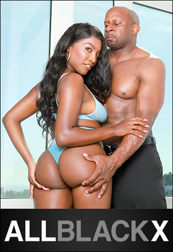 Daya Knight - All Anal Ebony Booty (2020) SiteRip