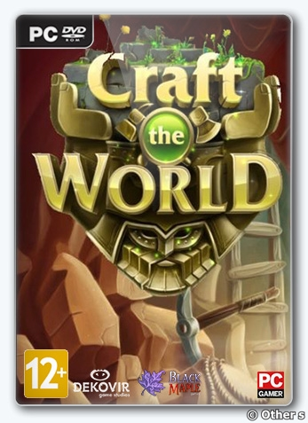 Craft The World (2014) [Ru / Multi] (1.8.001 / dlc) Repack Other s