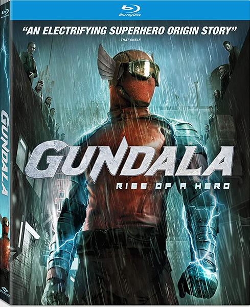 Гундала / Gundala (2019) BDRip-HEVC 1080p    L