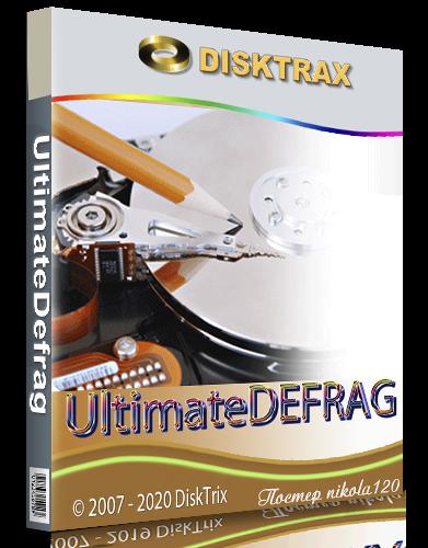 DiskTrix UltimateDefrag 6.0.62.0 RePack (& portable) by elchupacabra [2020, Ru/En]