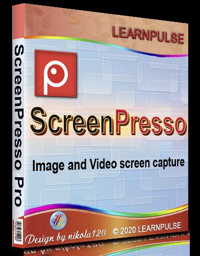 ScreenPresso Pro 1.8.1.0 + Portable [2020,Multi/Ru]