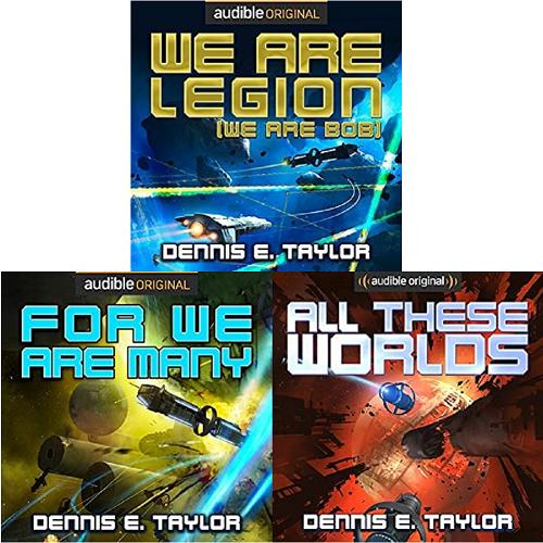 Bobiverse Series Books 1-3 - Dennis E. Taylor