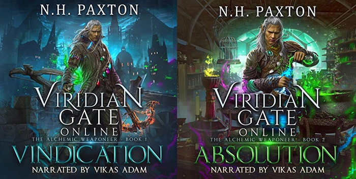 The Alchemic Weaponeer Series Book 1-2 - N. H. Paxton, James Hunter