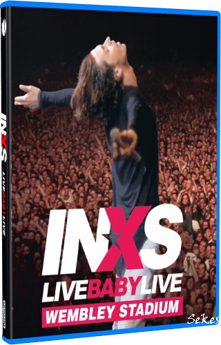 INXS - Live Baby Live Wembley Stadium (2020, BDRip 1080p)